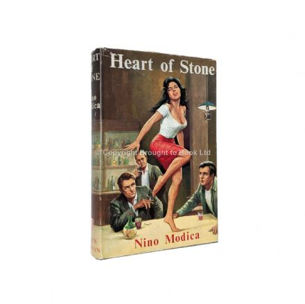 Heart of Stone by Nino Modica First Edition Alvin Redman 1964